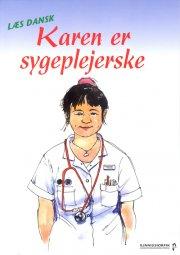 karen er sygeplejerske - bog
