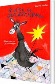 karl og julestjernen - bog