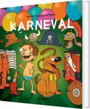 karneval - bog