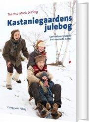 kastaniegaardens julebog - bog