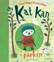 kat kan i parken - bog