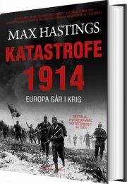 katastrofe 1914 - bog