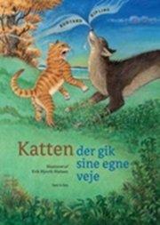 katten der gik sine egne veje - bog
