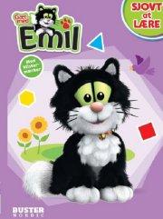 katten emil: sjovt at lære - bog