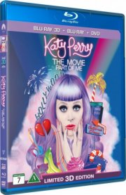 katy perry - the movie - 3d - Blu-Ray