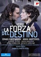 kaufmann jonas verdi: la forza del destino - DVD