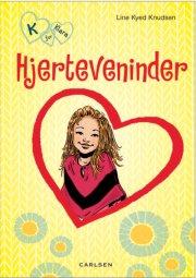 k for klara 1: hjerteveninder - bog
