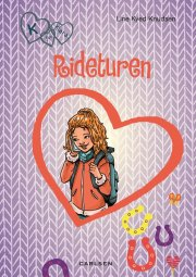 k for klara 12: rideturen - bog