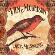 van morrison - keep me singing - cd