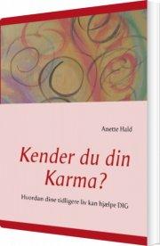 kender du din karma? - bog
