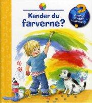kender du farverne? - bog