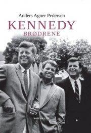 kennedy-brødrene - bog
