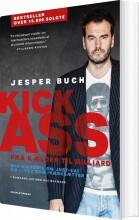 kick-ass - fra kælder til milliard - bog