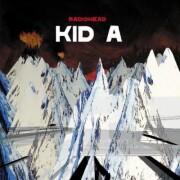 radiohead - kid a - reissue - cd