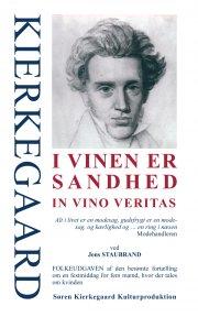 kierkegaard - i vinen er sandhed - bog