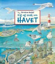 kig og snak om havet - bog