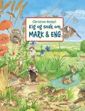 kig og snak om mark og eng - bog