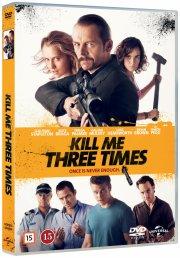 kill me three times - DVD