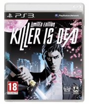 killer is dead limited edition - PS3