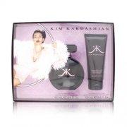 kim kardashian - edp 100 ml + 100 ml shimmer body lotion - gavesæt - Parfume