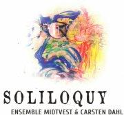 ensemble midtvest & carsten dahl - soliloquy - cd