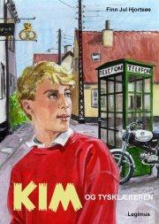 kim og tysklæreren - bog