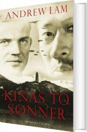 kinas to sønner - bog