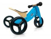 kinderfeets tinytot trehjulet balancecykel / løbecykel - blå - Udendørs Leg