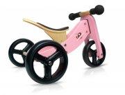 kinderfeets tinytot trehjulet balancecykel / løbecykel - pink - Udendørs Leg