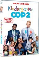 kindergarten cop 2 - DVD