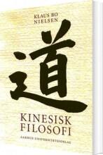 kinesisk filosofi - bog