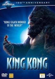 king kong - 2005 - 100 års jubilæumsudgave - DVD