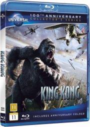 king kong - 100th anniversary edition - Blu-Ray