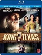 king of texas  - BLU-RAY+DVD