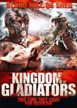 kingdom of gladiators - DVD