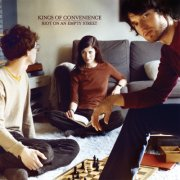 kings of convenience - riot on an empty street - cd