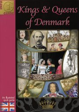 kings & queens of denmark - bog