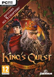 king?s quest: adventures of graham - PC