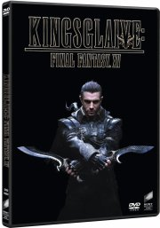 kingsglaive: final fantasy xv - DVD