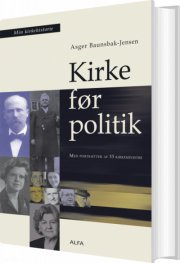 kirke før politik - bog