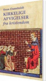 kirkelige afvigelser fra kristendom - bog