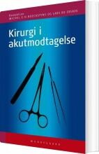 kirurgi i akutmodtagelse - bog