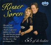 kisser og søren - 55 af de bedste - cd