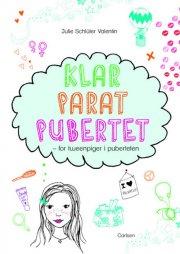 klar parat pubertet - bog