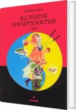 klassisk akupunktur - bog