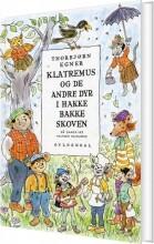 klatremus og de andre dyr i hakkebakkeskoven - bog