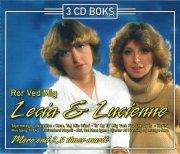 lecia og lucienne - rør ved mig - cd
