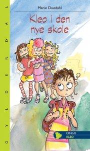 kleo i den nye skole - bog