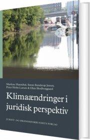 klimaændringer i juridisk perspektiv - bog