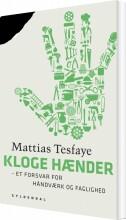 kloge hænder - bog